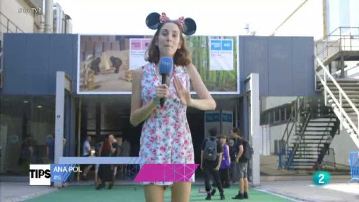 Tips - Ana Polo nos enseña el ambiente del Sonar 2017
