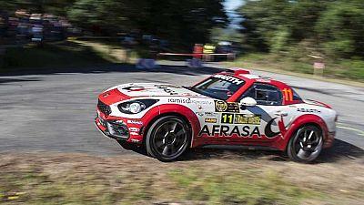 Automovilismo - Campeonato de España de Rallyes de Asfalto 'Rallye de Ourense' - ver ahora