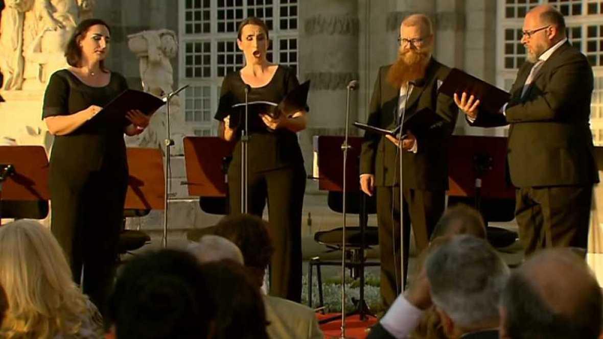 Los conciertos de La 2 - Presentación de la Temporada 2017-2018 de la Orquesta Sinfónica y Coro RTVE - ver ahora