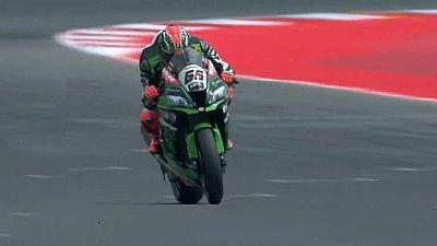 Motociclismo: Campeonato del Mundo Superbike. Superpole prueba Misano (Italia) - ver ahora