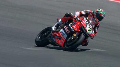 Motociclismo: Campeonato del Mundo Superbike. WSBK 1ª carrera prueba Misano (Italia) - ver ahora