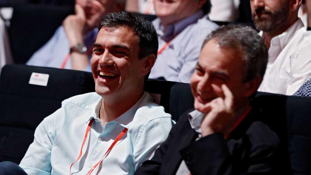 """En el PSOE aseguran """"cerrar filas"""" en torno al nuevo secretario general"""