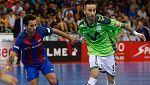Fútbol Sala - Liga Nacional Playoff Final 4º partido: FC Barcelona Lassa-Movistar Inter