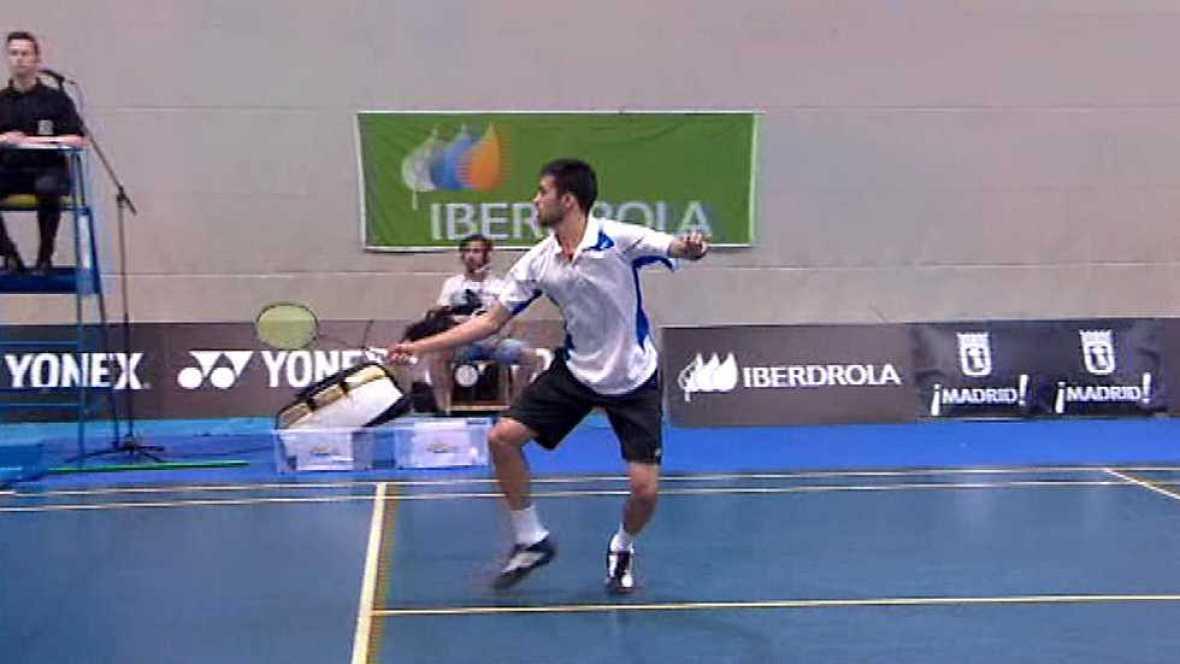 Bádminton - Internacional Challenge 'Spanish Open' Final desde Madrid - ver ahora