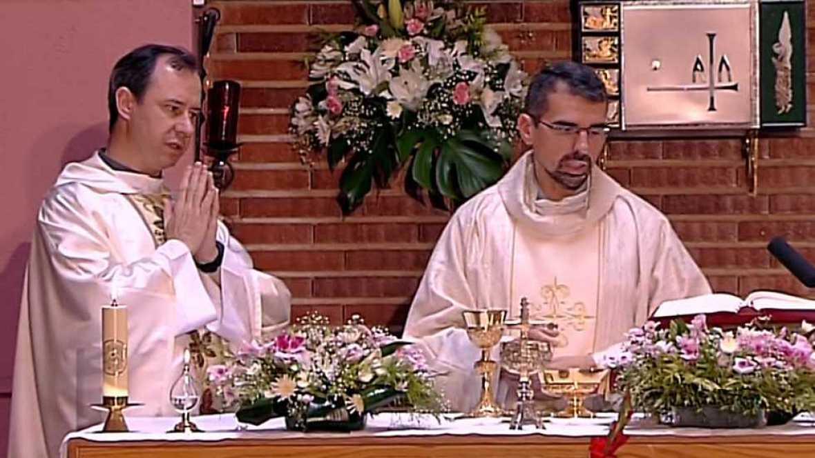 El Día del Señor - Parroquia de Ntra. Sra. de los Álamos (Madrid) - ver ahora
