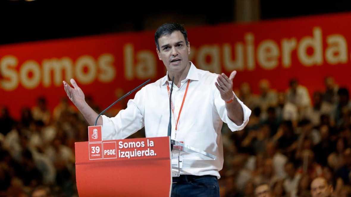 Sánchez intentará un acuerdo con las fuerzas del cambio