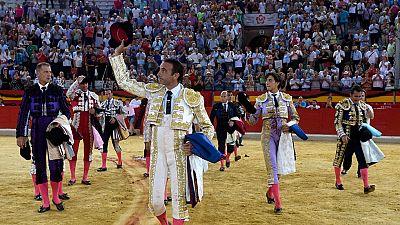 Otros toreros mostraron su cariño Ivan Fandiño