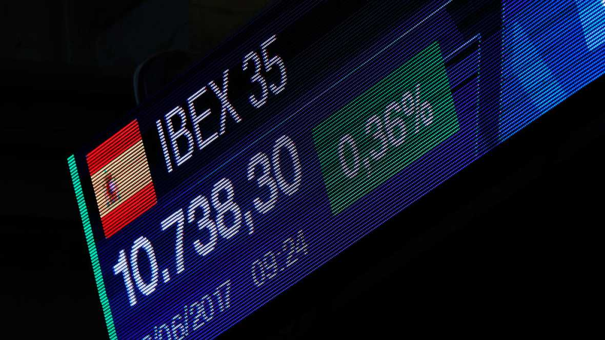 Firme crecimiento de la bolsa española en el primer semestre del año