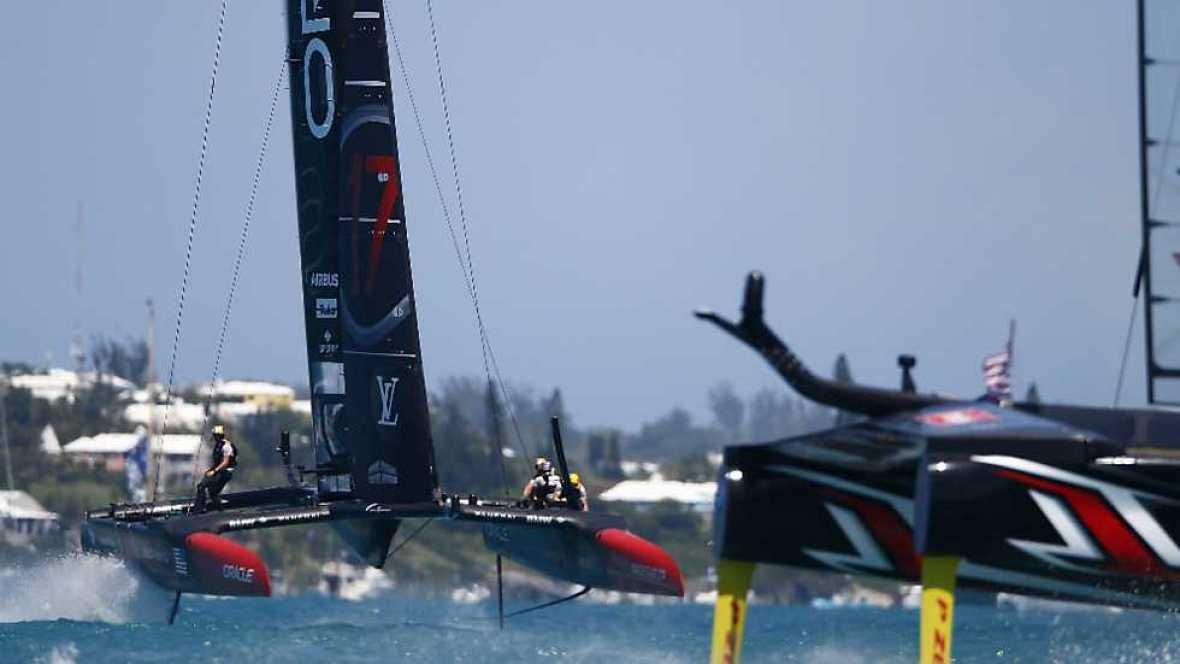 Vela - 'America's Cup' Regatas 3 y 4 desde Bermuda - ver ahora