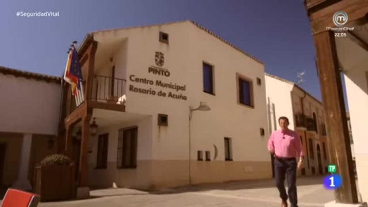 'Radar' - Seguridad vial en Pinto
