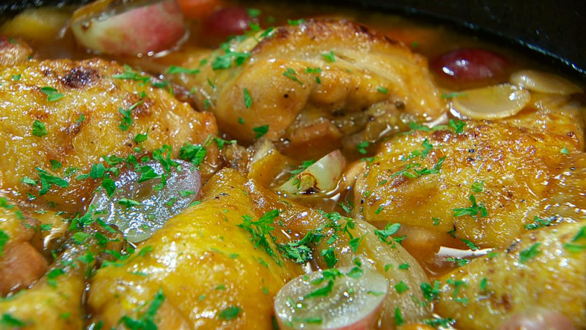 Receta de pollo al lim n y canela - Pollo al limon isasaweis ...