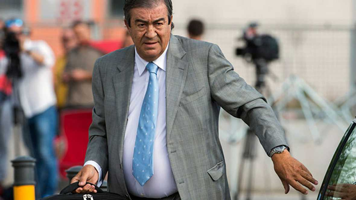 A petición de Luis Bárcenas ha declarado como testigo Francisco Álvarez Cascos por el juicio de la trama Gurtel