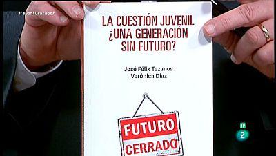 La Aventura del Saber. TVE. Libros recomendados.  'La cuestión juvenil: ¿una generación sin futuro?'
