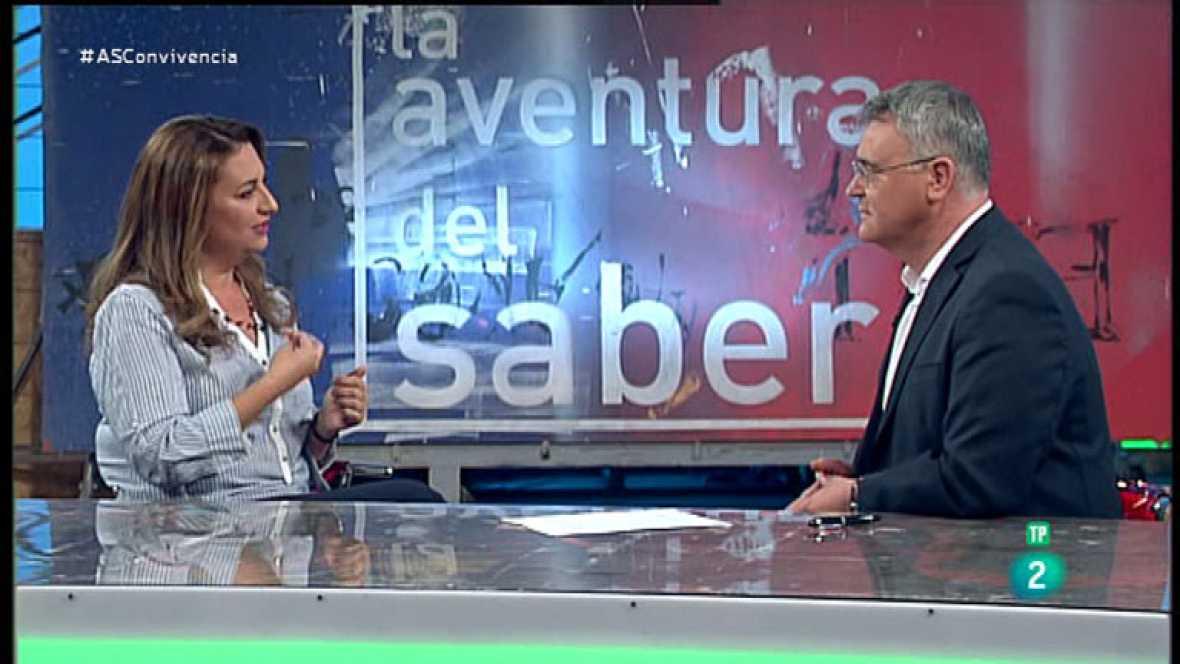 La Aventura del Saber. TVE. Laura Rojas Marcos