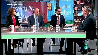 La Aventura del Saber. TVE. Taller de empresa. 40 Aniversario del Centro de Estudios Financieros