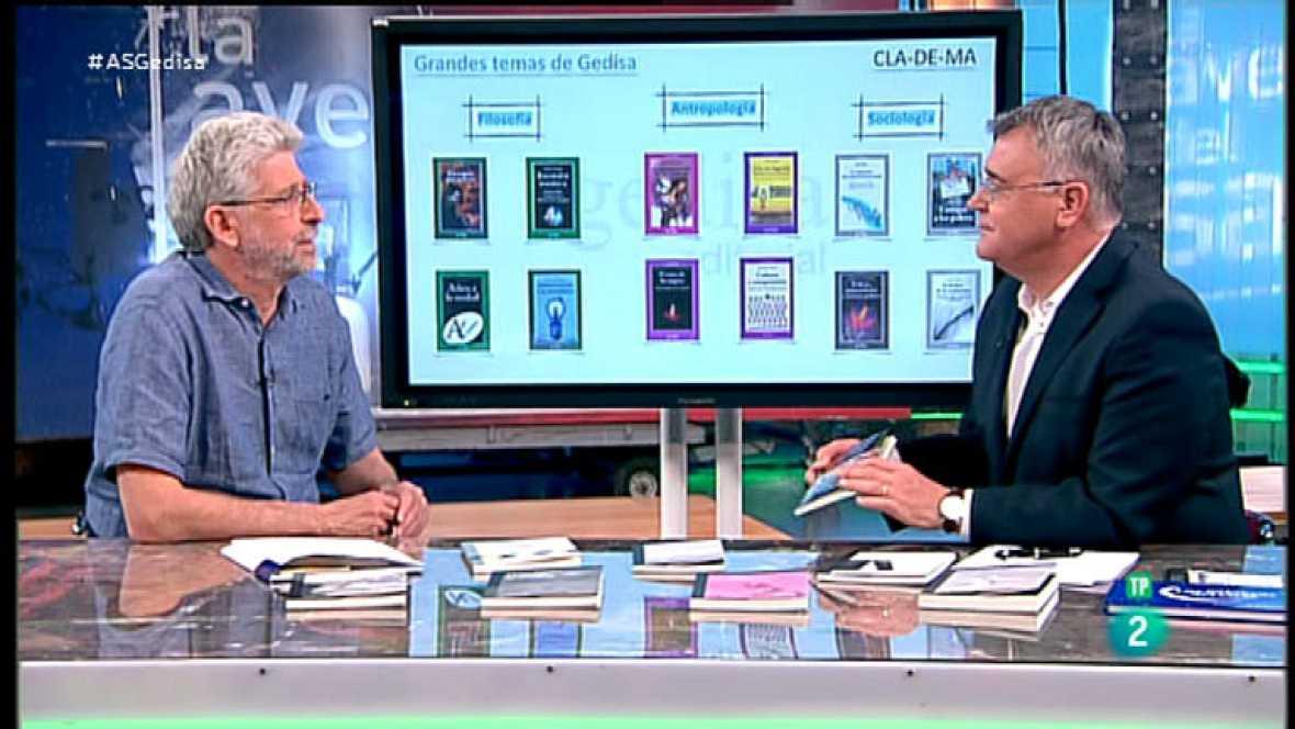 La Aventura del Saber. TVE. Alfredo Landman. Editorial Gedisa