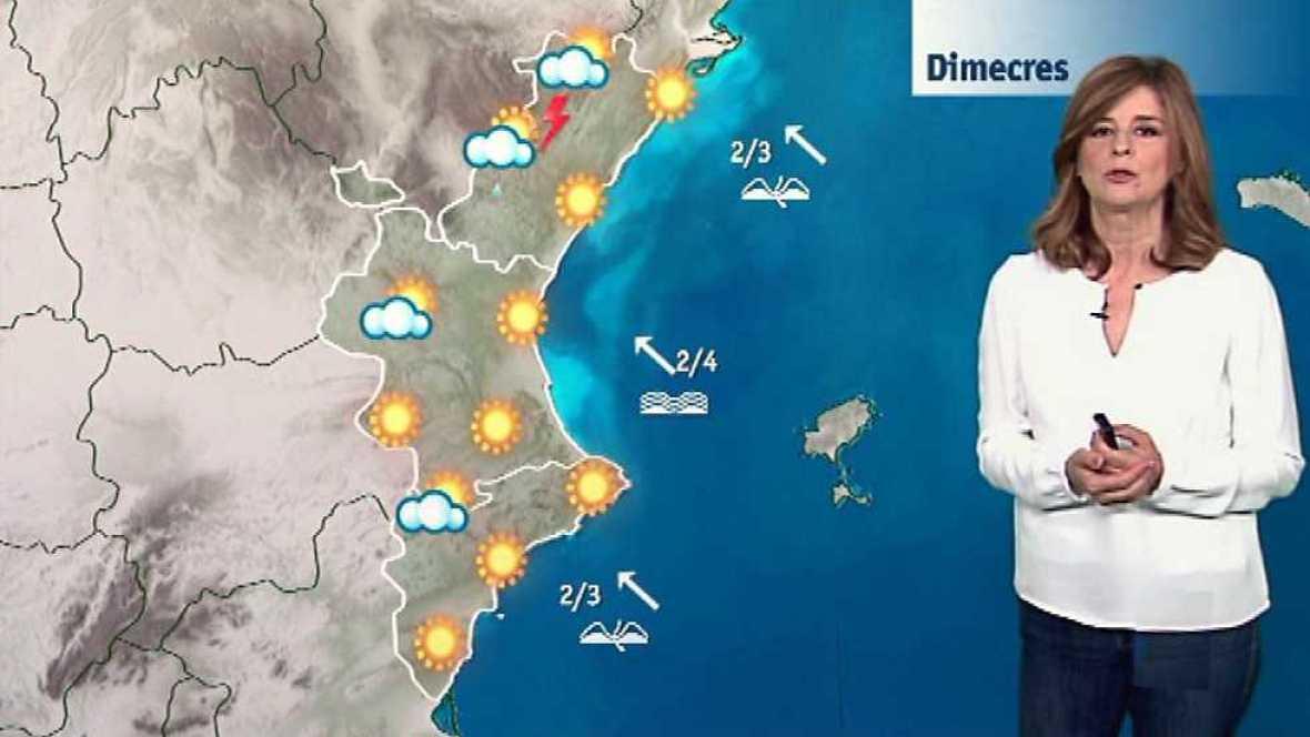 El tiempo en la Comunidad Valenciana - 20/06/17 - ver ahora
