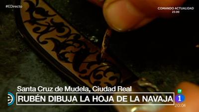 España Directo - Así se hacen las navajas de Ciudad Real