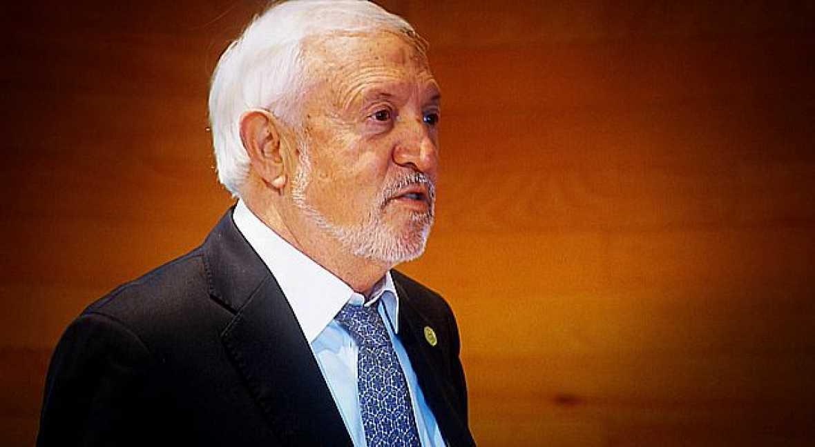 Homenaje a Luis Manuel Ruiz Virumbrales