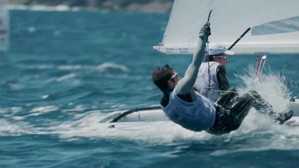 """Vela - 2017 ISAF Sailing World Cup """"Santander"""" - VER AHORA"""