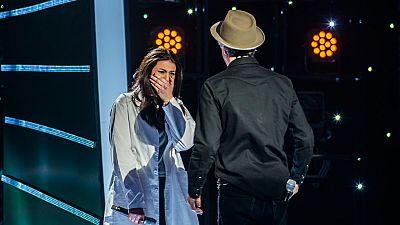 "Fantastic Duo - El error de Davinia ""La Enfermera"" que encandiló a Mikel Erentxun"