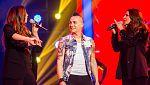 """Fantastic Duo - Azúcar Moreno y John Negrete apuestan por una versión rockera de """"Devórame otra vez"""""""