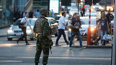 El sospechoso abatido en la Estación Central de Bruselas era un marroquí de 36 años