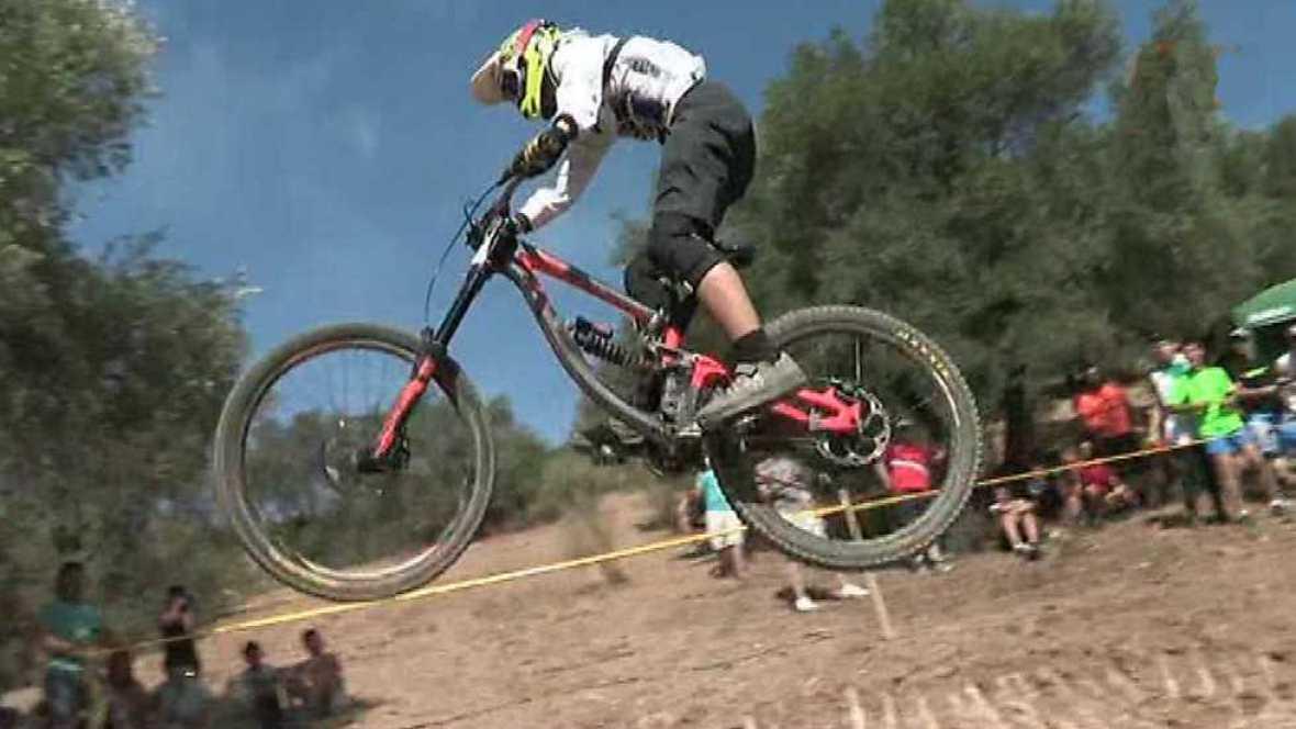 Mountain Bike - Campeonato de España BTT. Descenso Ubrique - ver ahora