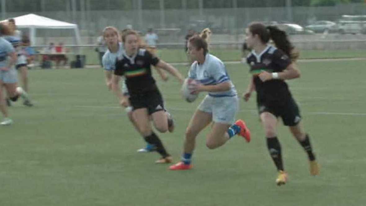 Rugby - Grand Prix Copa de la Reina Sevens. Prueba Valencia - ver ahora
