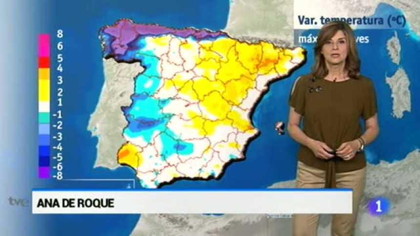 El tiempo en Extremadura - 22/06/17