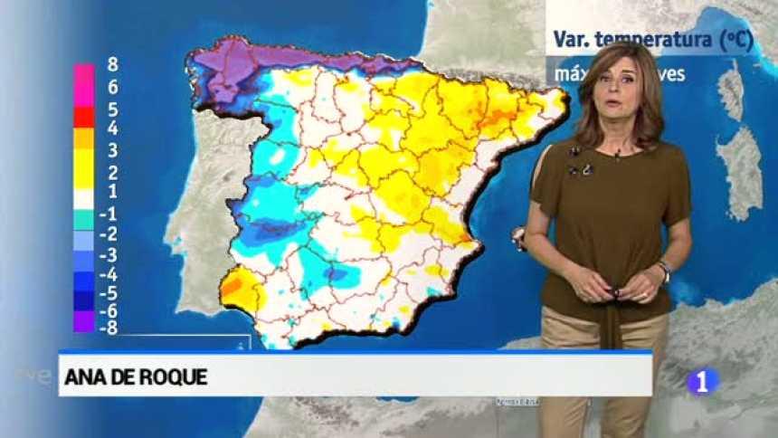 El tiempo en Andalucía- 22/06/2017