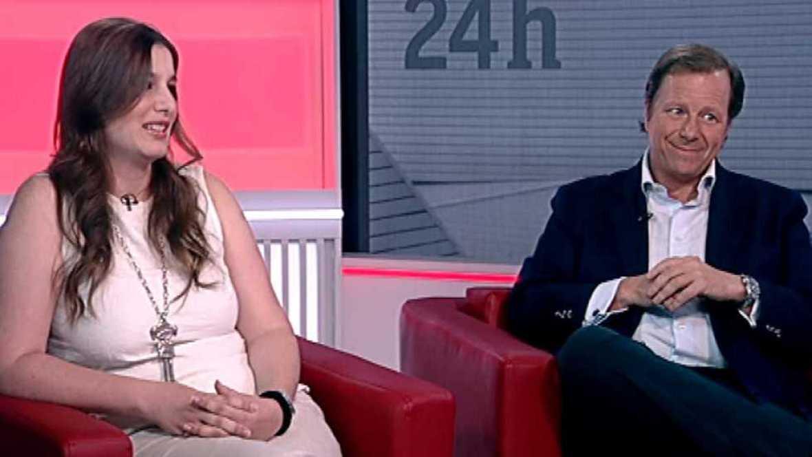 La tarde en 24 horas - Entrevista - 22/06/17 - ver ahora
