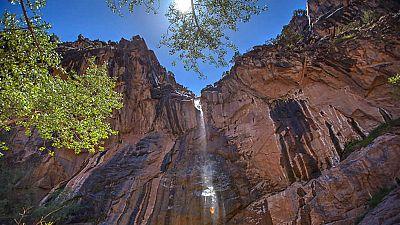 El documental - El corazón del mundo. Parques Nacionales de Colorado: (2) Agua - ver ahora