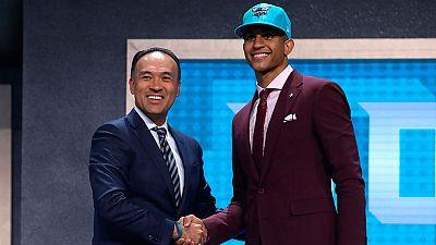 Fultz, elegido como número uno del 'Drat' NBA
