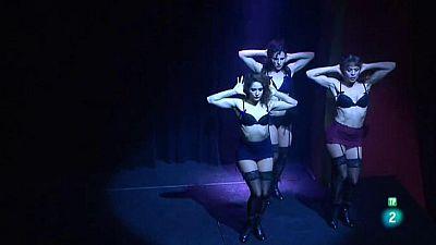 Festival Burlesque, a 'El molino'
