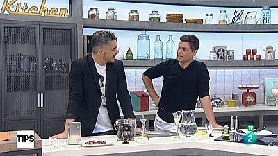 Tips - Sección cocina Sergio: Trucos con piña, mejillones y mayonesa