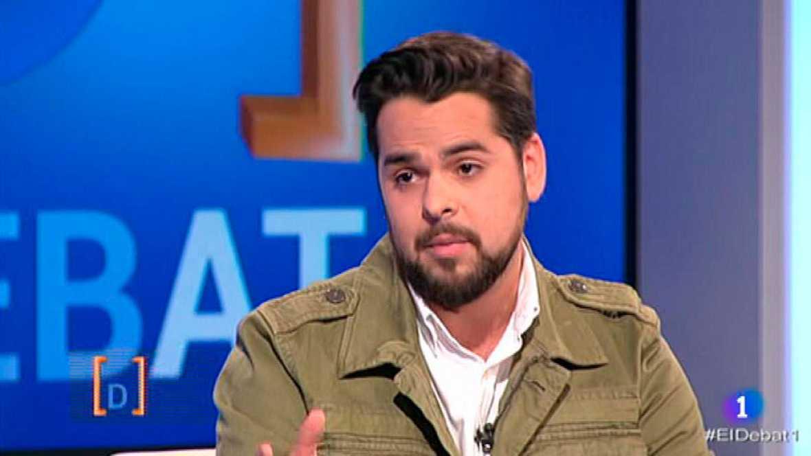 El Debat de La 1 - Fernando de Páramo, secretari de Comunicació de Ciutadans