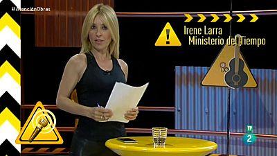 Irene Larra (Ministerio del Tiempo) trae sus recomendaciones para el World Pride Madrid
