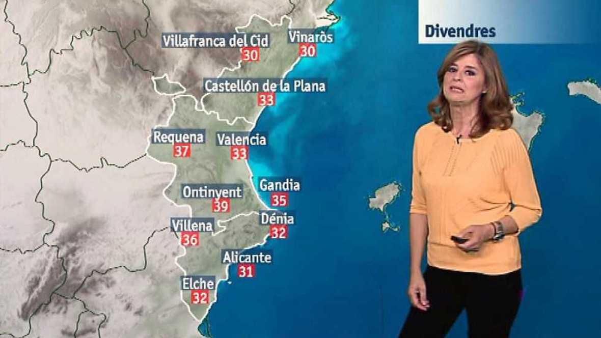 El tiempo en la Comunidad Valenciana - 23/06/17 - ver ahora