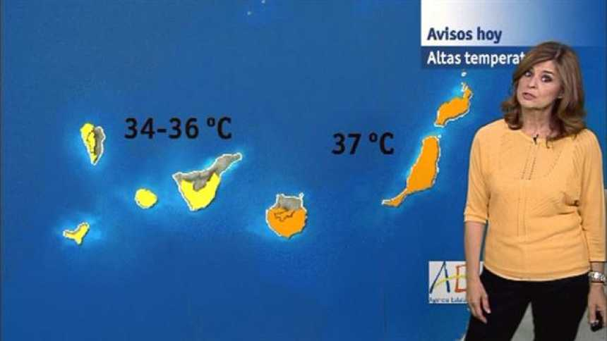 El tiempo en Canarias - 23/06/2017