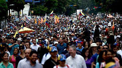 En Venezuela la oposición ha convocado nuevas protestas tras la muerte de otro manifestante contra el gobierno de Maduro