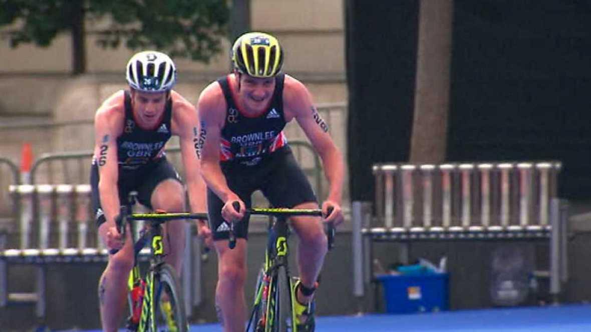 Triatlón - ITU World Series Prueba Leeds (Inglaterra). Resumen - ver ahora