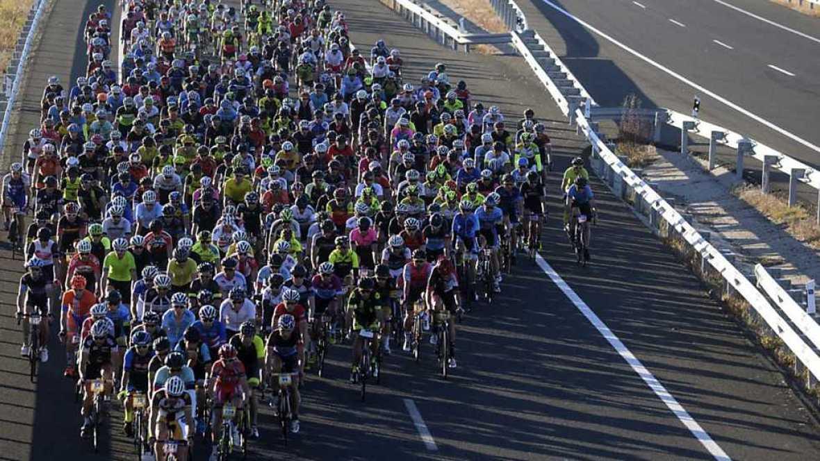 Ciclismo - Marcha Cicloturista Quebrantahuesos 2017 - ver ahora