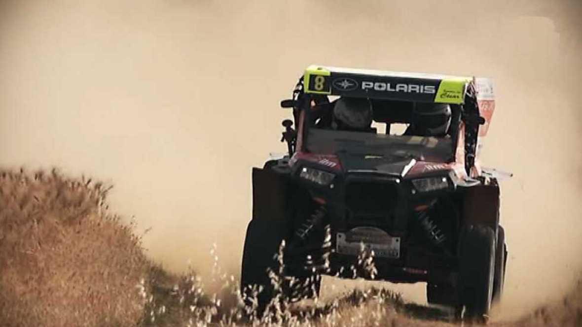 Automovilismo - Campeonato de España de Rallyes Todo Terrero. Rallye Dehesa Extremadura - ver ahora