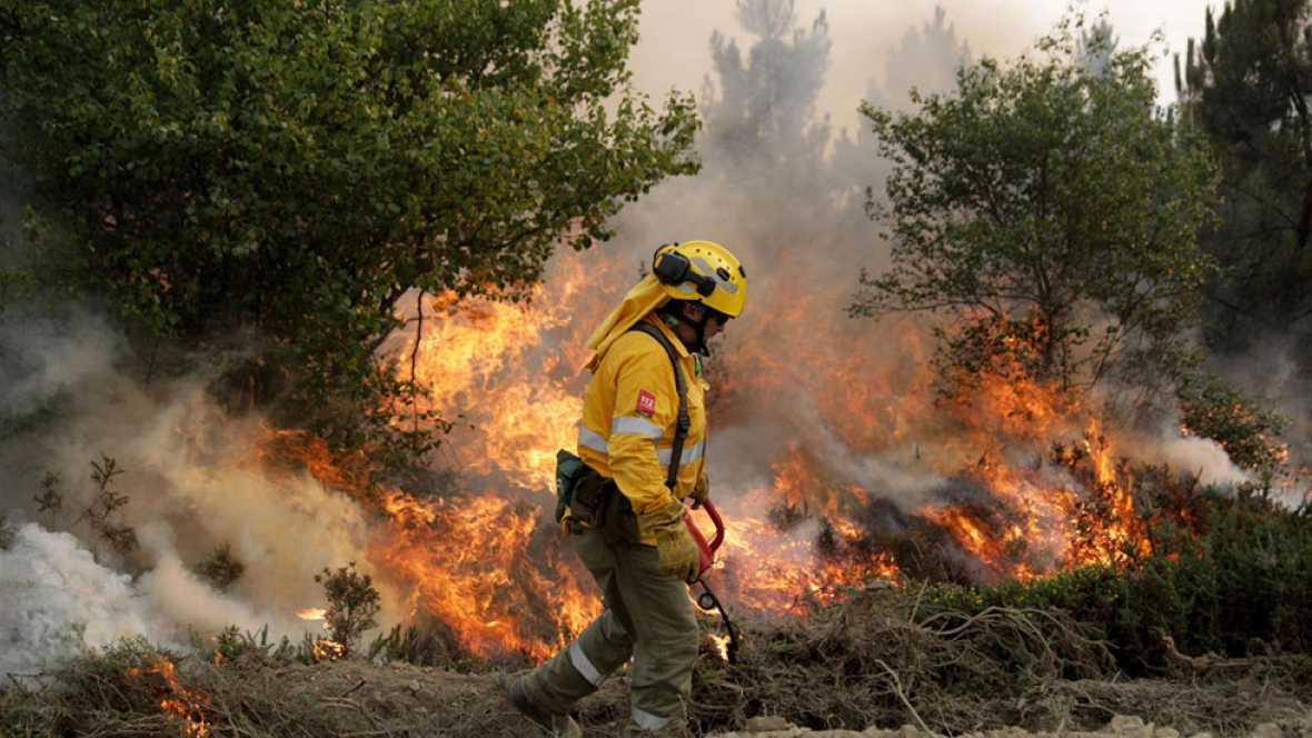 Portugal sigue investigando las causas una semana despues del incendio