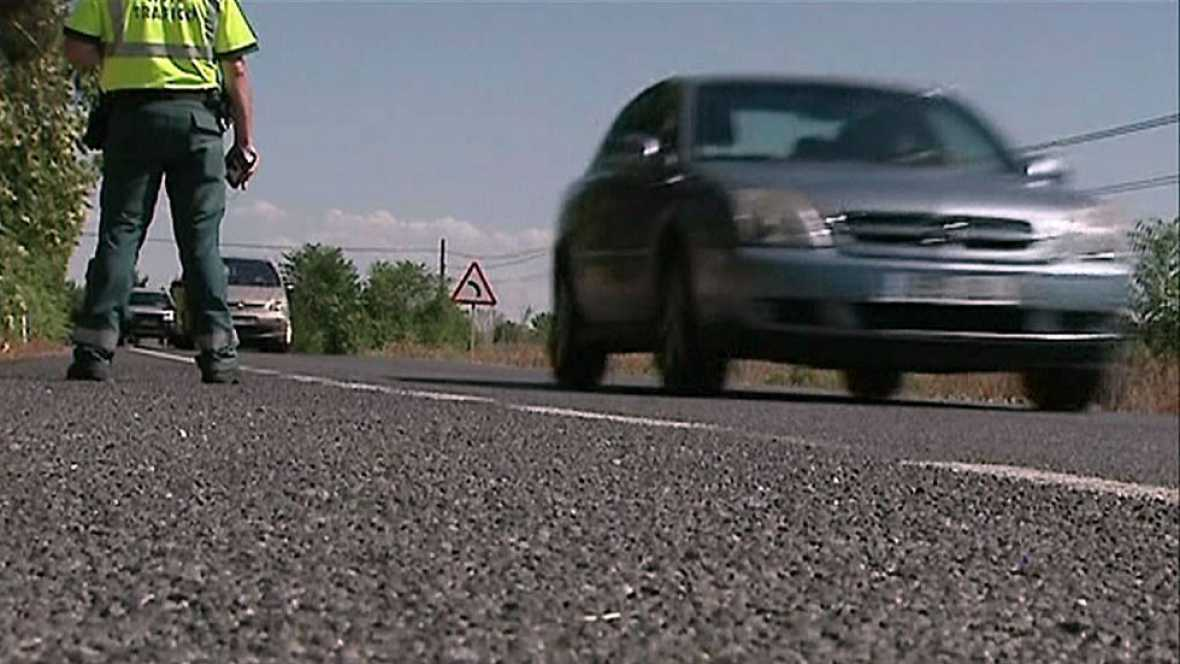 Fallece un cilcista en Palomeque, Toledo, atropellado por un conductor que se ha dado a la fuga