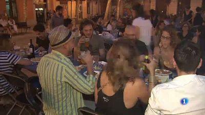 Nit de Sant Joan de 2017 sense incidents greus