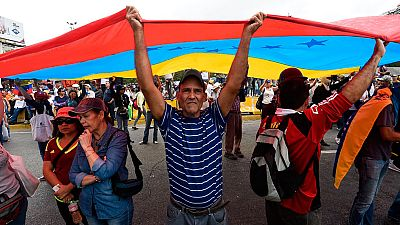 Se cumplen 85 días de protestas en Venezuela y tanto chavistas como opositores vuelven a salir hoy a la calle