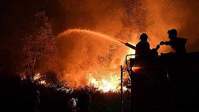 Informe Semanal - Tempestad de fuego en Portugal - ver ahora