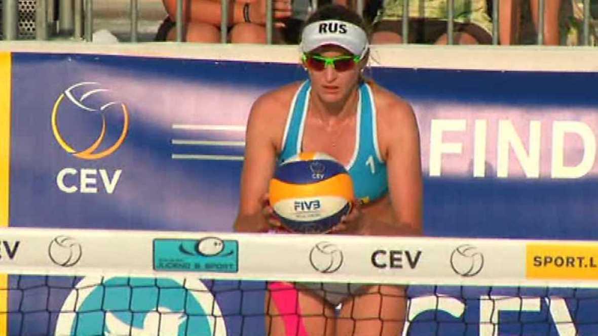 Voley playa - 'Masters CEV 2017' Final Femenina, desde Baden (Austria) - ver ahora